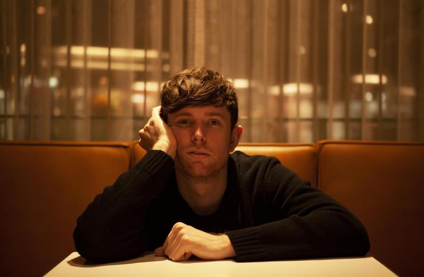 James Blake Gives a Dynamic Performance at The Anthem