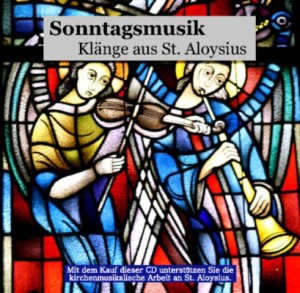 CD-Cover Sontagsmusik