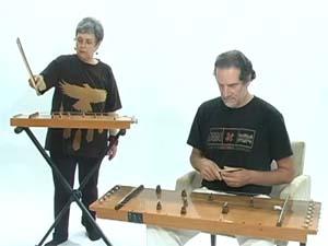 arpa monocorde o arpa pitagorica e massaggio sonoro