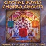 """Crystal Bowls Chakra Chants"" di Jonathan Goldman (Spirit Music)"
