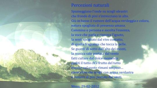 Percezioni Naturali