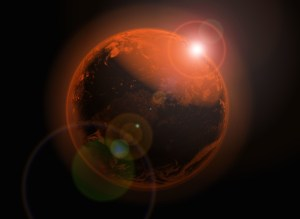 Dimensioni Sole Terra 432 Hz