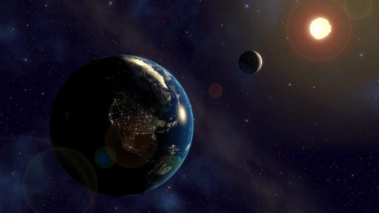 Nuvole di Drago Terra-luna-sole