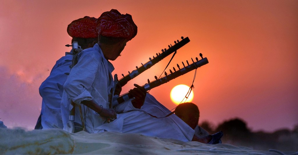 Musicisti Indiani