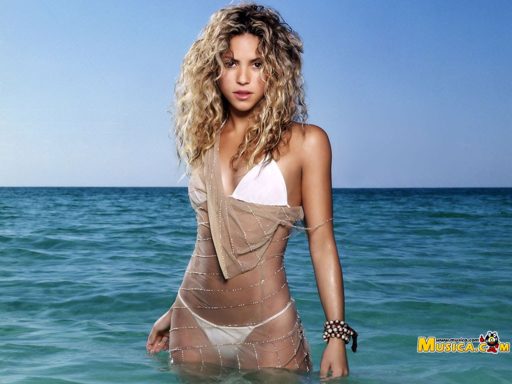 Shakira hot wallpaper