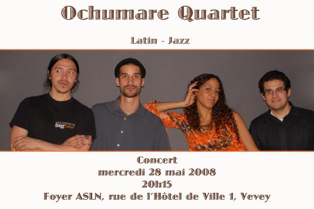 ochumare-quartet-jazz