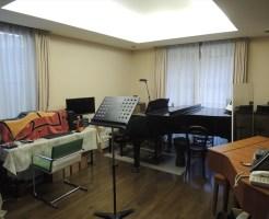 声楽レッスンルーム