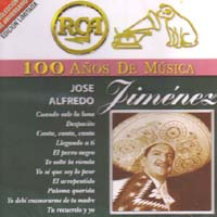 JOSE ALFREDO JIMENEZ – 100 ANOS DE MUSICA (2 CDS)