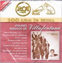 VIOLINES DE VILLAFONTANA – 100 ANOS DE MUSICA (2 CDS)