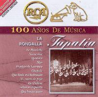 LA RONDALLA TAPATIA – 100 ANOS DE MUSICA (2 CDS)