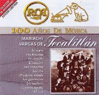 MARIACHI VARGAS DE TECALITLAN – 100 ANOS DE MUSICA (2 CDS)