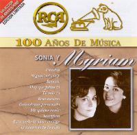 SONIA Y MYRIAM – 100 ANOS DE MUSICA – (2 CD'S)