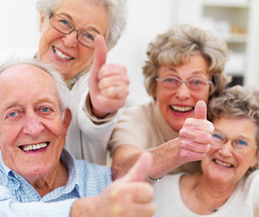 Image result for old people at church