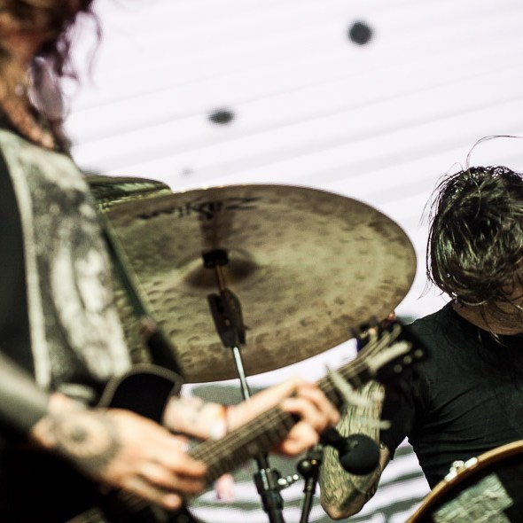 20170610 - NOS Primavera Sound'17 Dia 10 Against Me