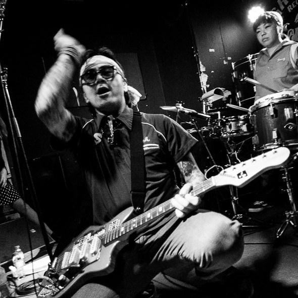 20170527 - Swamps - 13 Anos Groovie Records @Sabotage Rock Club