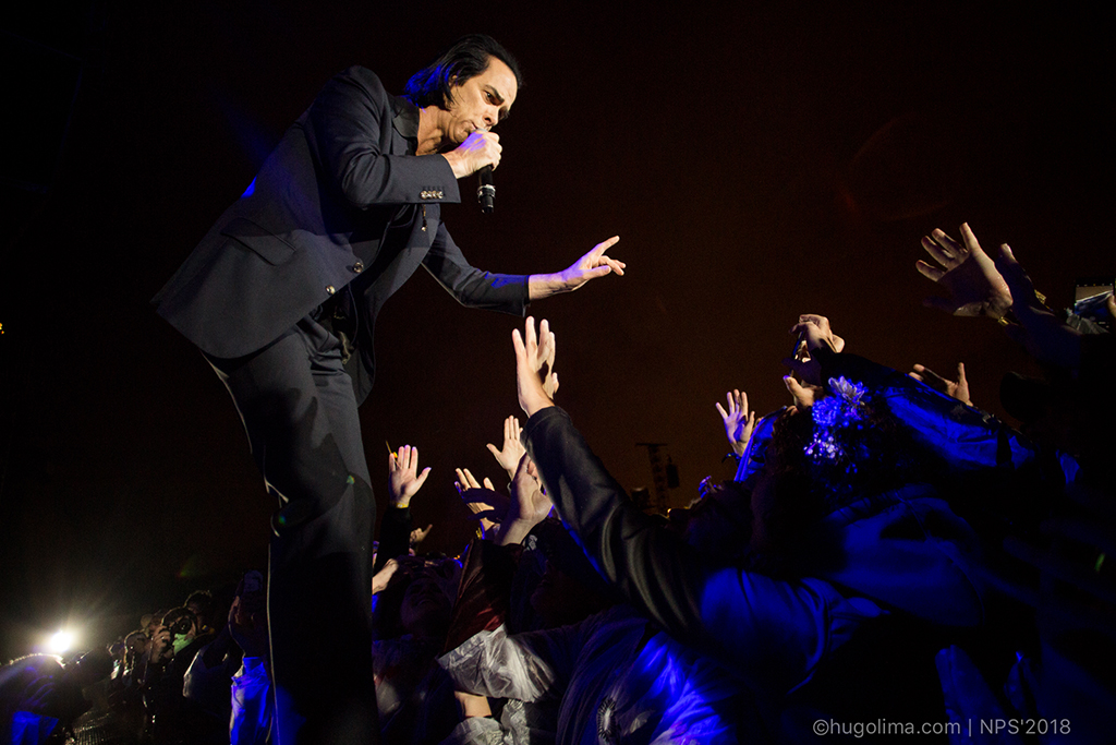 NICK CAVE AND THE BAD SEEDS @ NOS PRIMAVERA SOUND 2018 _ 7-9 Junho _ 3º dia _ © Hugo Lima | hugolima.com | fb.me/hugolimaphotography | instagram.com/hugolimaphoto
