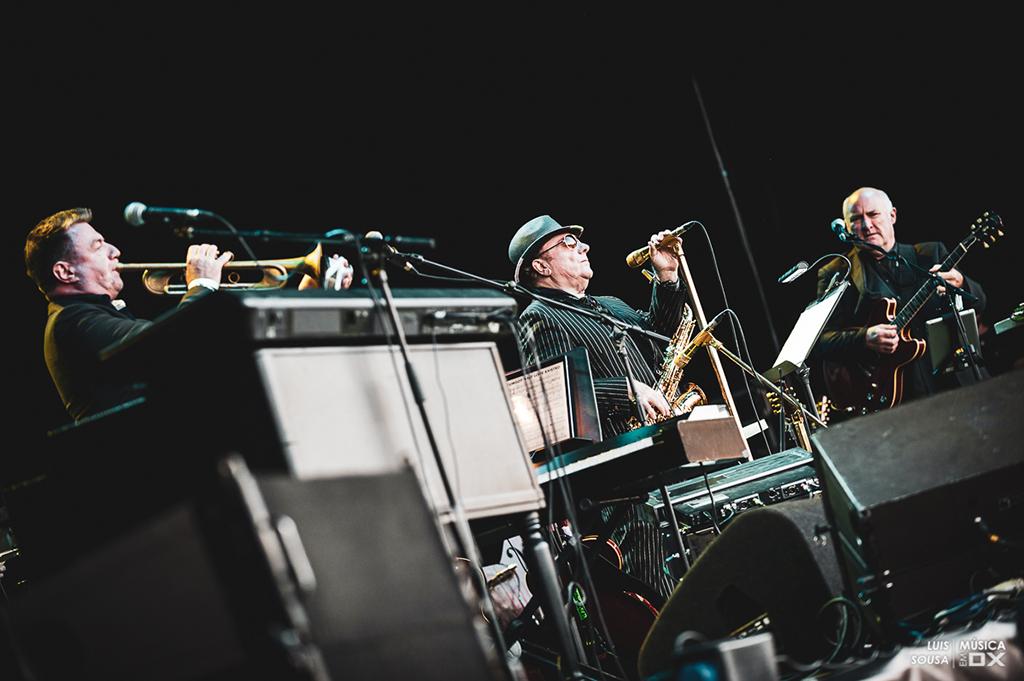 20180728 - Concerto - Van Morrison - EDPCoolJazz'18 @ Hipódromo Manuel Possolo