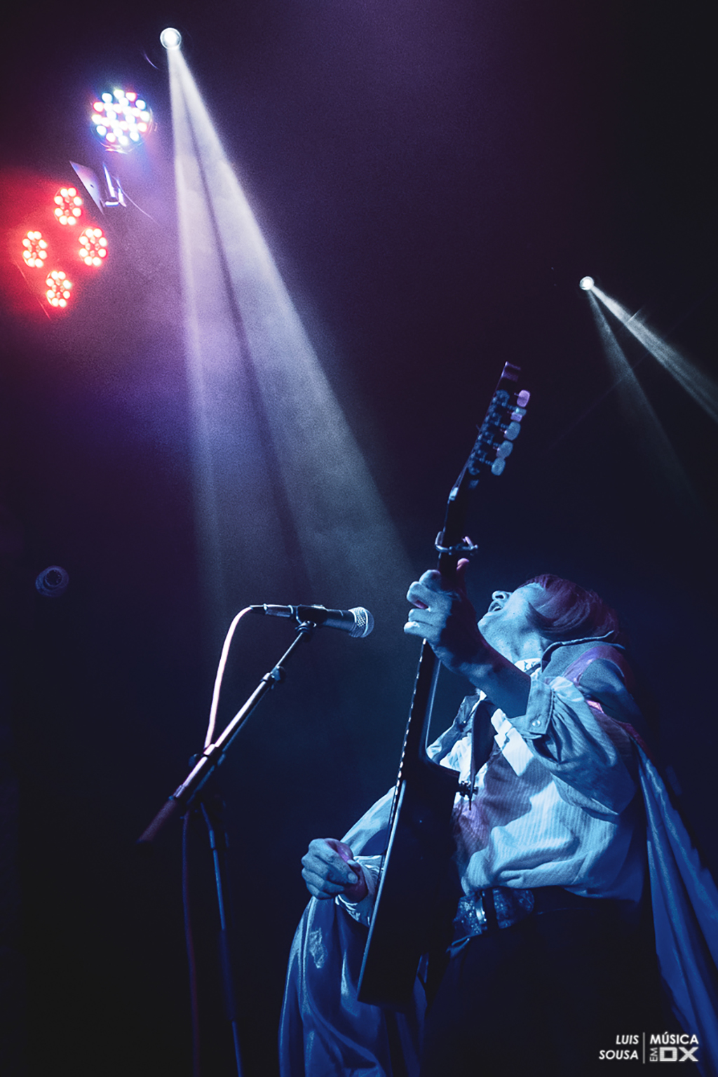 20181004 - Concerto - Acid Mothers Temple @ Musicbox Lisboa