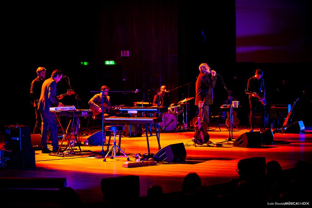 20200218 - Concerto - Tindersticks @ Aula Magna
