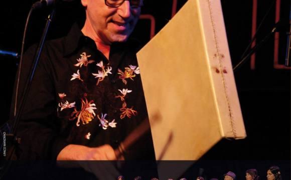 Eliseo Parra Band y las Piojas en Costura