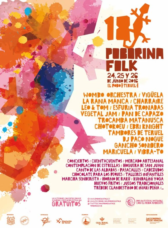 Poborina Folk 2016