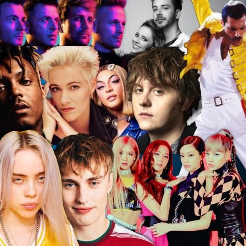 Retrospectiva da Música 2019