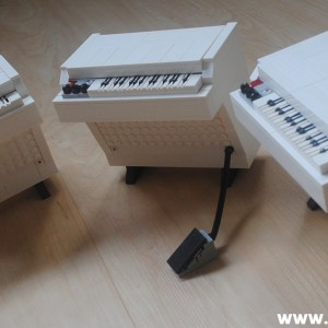 LEGO Mellotron: A Brick Made in Heaven
