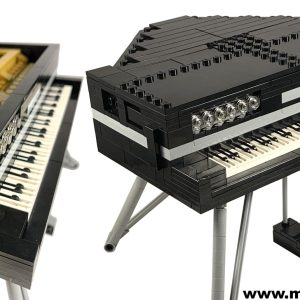Yamaha CP-70 Grand Piano  in LEGO