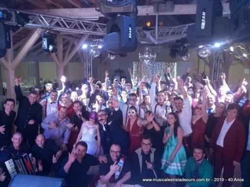 27/07/2019- CASAMENTO ALINE E ALEXANDER- TIMBÓ- SC