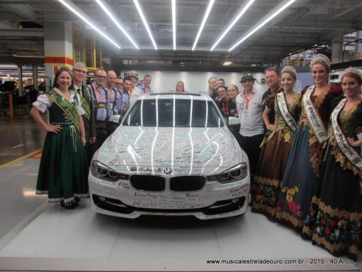 27/09/2019- Divulgação Schutzenfest e Oktoberfest BMW Brasil – Araquari – SC