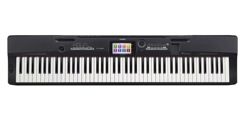 Casio PX360BK Key Digital Piano