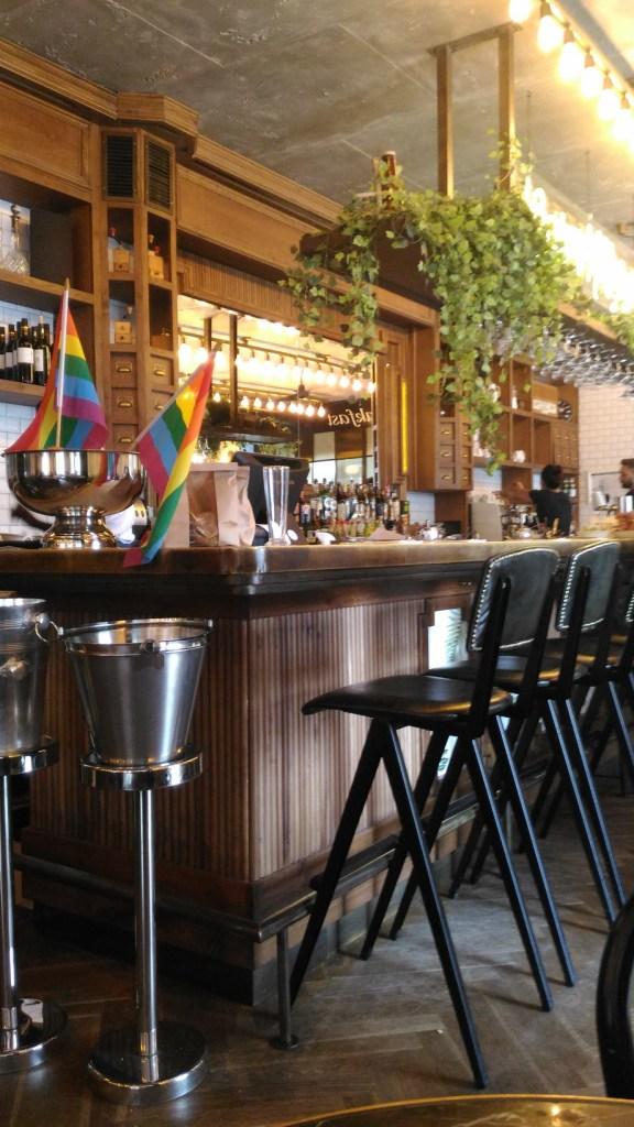 Benedict bar