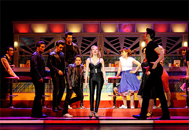 Image result for grease the musical berlin