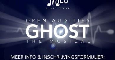 Musicalgroep MILO houdt audities voor de musical Ghost