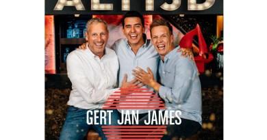 Gert Verhulst, Jan Smit en James Cooke scoren officiële nummer 1-hit!