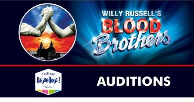 Festival Bruxellons! houdt audities voor Blood Brothers
