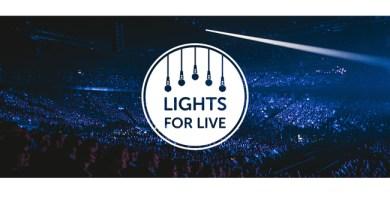 Lights for Live wil eerste Sportpaleis in 2021 uitverkopen