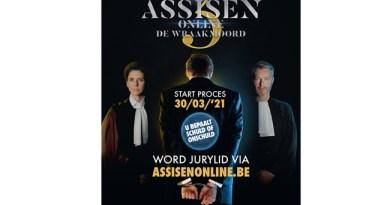 Cast compleet van Assisen Online De Wraakmoord