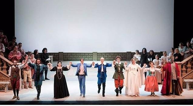 E' andato in scena i giorni 4 e 6 marzo 2016 il capolavoro mozartiano Don Giovanni, su libretto di Lorenzo da Ponte, dramma giocoso che racconta la storia del celebre libertino la cui occupazione principale era la seduzione.