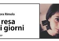 Eleonora Rimolo: Quando la poesia canta in serrato dialogo.