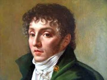 l'opera in francia ritratto di Etienne Mehul