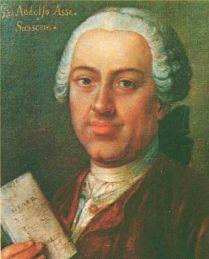 Hasse - Storia dell'Opera: l'Opera nell'Europa del '700
