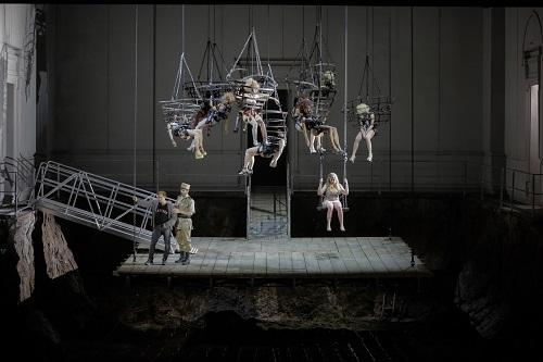 Manon Lescaut a Verona- Terzo atto