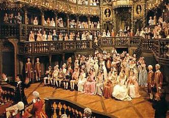 Storia dell'Opera: l'Opera nell'Europa del '700
