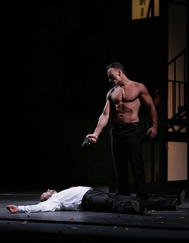 Gianluca Margheri - Don Giovanni - Trapani 2015