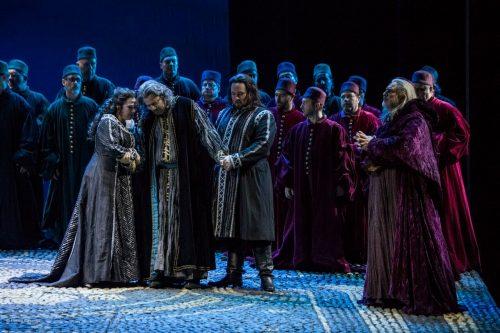 Antepiano Simon Boccanegra di Verdi 2018 TCBO
