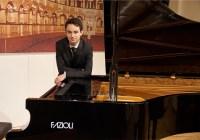 "Axel Trolese in recital a Noale per ""Fenice Metropolitana""."