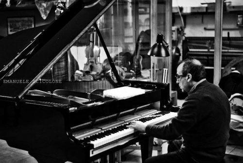 Carmelo Gaudino- Acustica ed emozioni- credit E.Scicolone