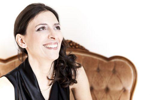 Silvia Colasanti -Festival dei due mondi di spoleto