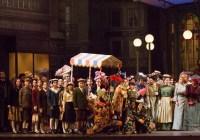 La Bohème in scena al Massimo di Palermo
